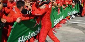 Tifosi ontdekken nieuwe Schumacher