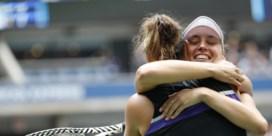 Mertens verovert dubbeltitel op US Open