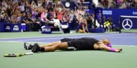 Rafael Nadal schrijft vierde eindzege US Open op zijn palmares