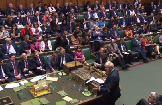 Brits parlement geschorst tot 14 oktober