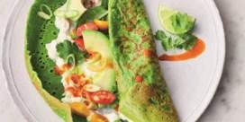 Super spinaziepannenkoeken