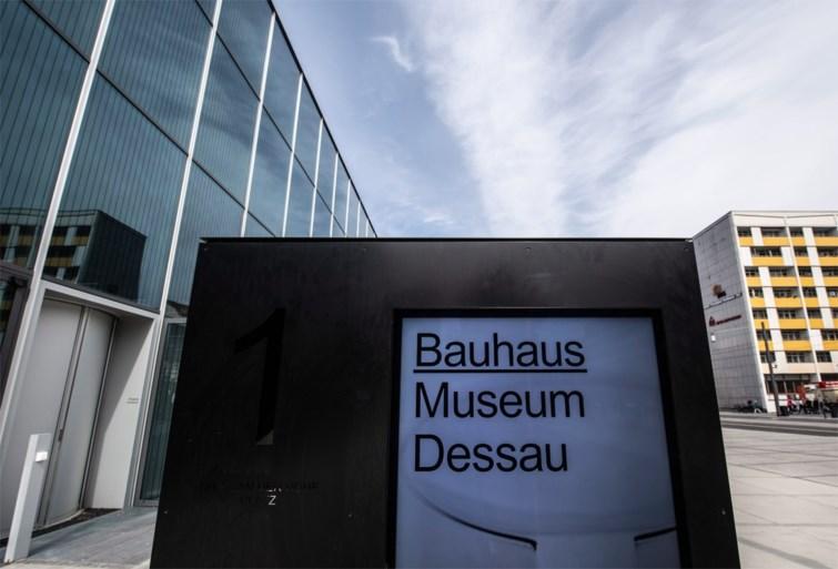 Bauhausmuseum in Dessau officieel geopend