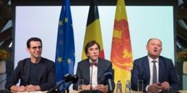 Waalse regering smeedt akkoord met rode cijfers