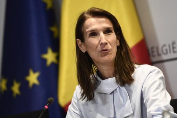 Sophie Wilmès: 'Geen tijd meer in formatie voor exclusieven'