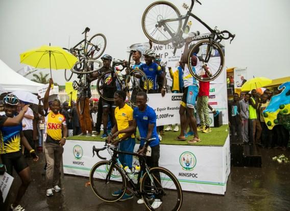 Rwanda wil in 2025 eerste WK wielrennen in Afrika organiseren