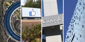 Google, Facebook, Amazon en Apple nooit zo bedreigd geweest in VS