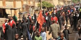 'Vijftien leden van sjiitische groep door veiligheidsdiensten gedood tijdens processie in Nigeria'