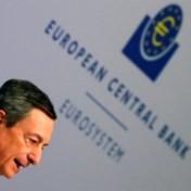 Draghi haalt zijn bazooka boven