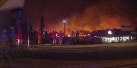 Hevige bosbranden woeden in Australië: bodycam filmt evacuatie