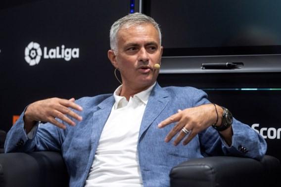 """José Mourinho voelt zich klaar voor nieuwe trainersuitdaging: """"De vakantie mag stoppen"""""""