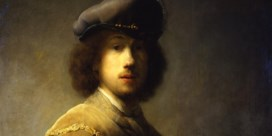 Wat de jonge Rembrandt dreef