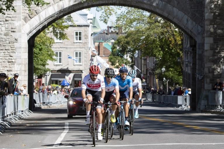 """Matthews wint, Van Avermaet voor de zesde keer op het podium in Quebec: """"Dit is een opsteker voor het WK"""""""