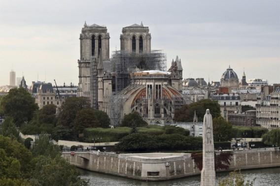 Notre-Dame nog steeds 'in gevaar'