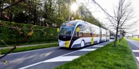 Pas in december rijdt eerste trambus naar Zaventem