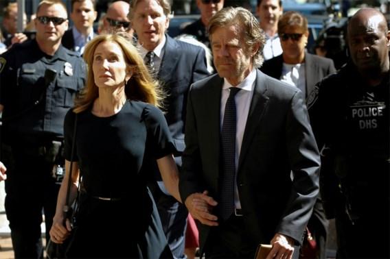 'Desperate Housewife' Felicity Huffman moet twee weken cel in
