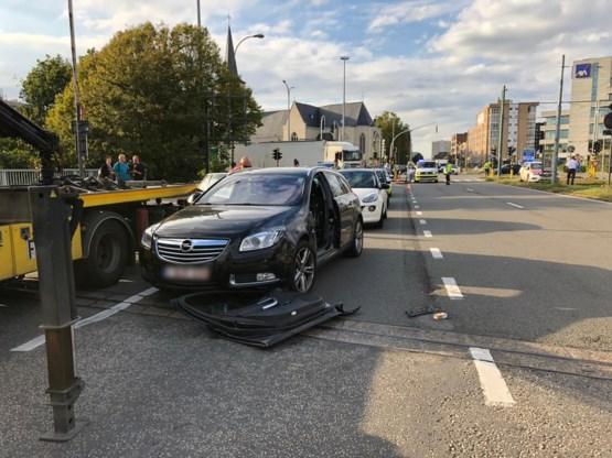 Man zwaargewond na extreem geval van verkeersagressie aan Antwerpse Ring
