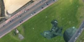 Luchtbeelden onthullen gigantisch schilderij in Engeland