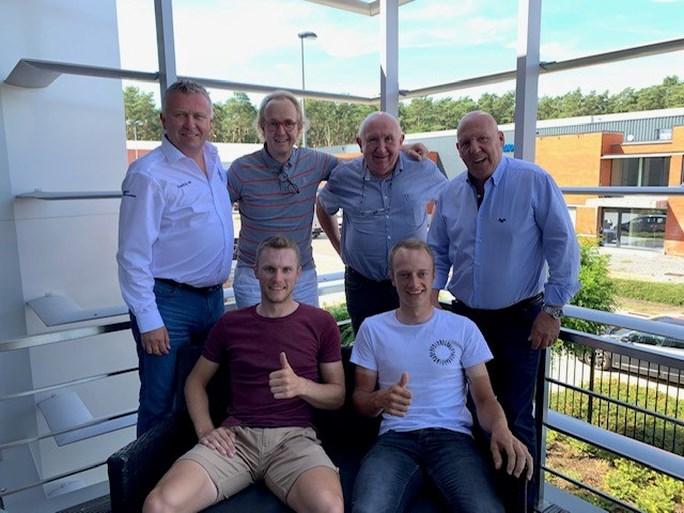 Hans van Kasteren trekt met Hermans, van Kessel en sponsor naar Wanty - Gobert dat eigen crossploeg creëert