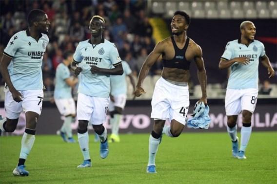 Club Brugge wint woelige stadsderby