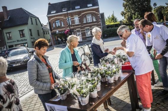Recordopbrengst voor plantjesweekend Kom op tegen Kanker