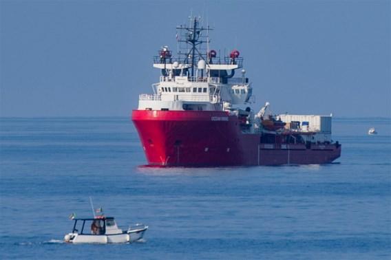 Reddingsschip Ocean Viking klaar om terug te keren naar Libië