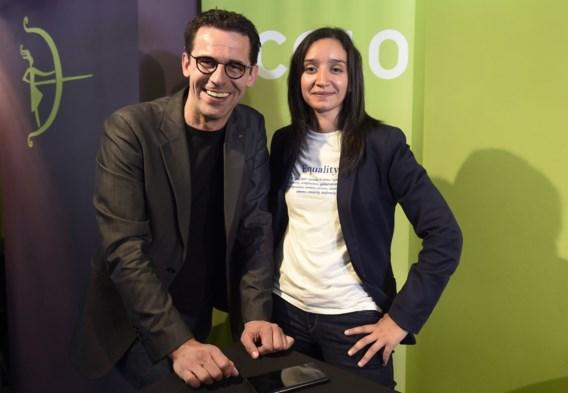 Maouane en Nollet verkozen tot nieuw voorzittersduo Ecolo