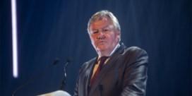Marcourt: 'Het wordt tijd dat we ons lot in eigen handen nemen'