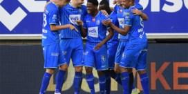 AA Gent walst over KV Mechelen en klimt naar voorlopige derde plaats