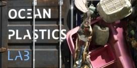Reizende tentoonstelling Ocean Plastics Lab komt naar Brussel
