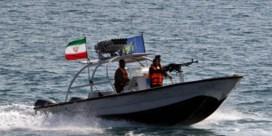 Iran neemt opnieuw tanker in beslag nabij Straat van Hormoes