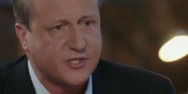 David Cameron geeft voor het eerst toe spijt te hebben van Brexit-referendum