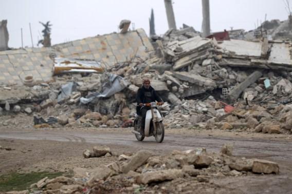 Bomauto doodt elf burgers in noordwesten van Syrië