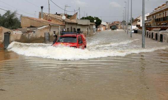 Nederlander vermist bij overstromingen in Spanje