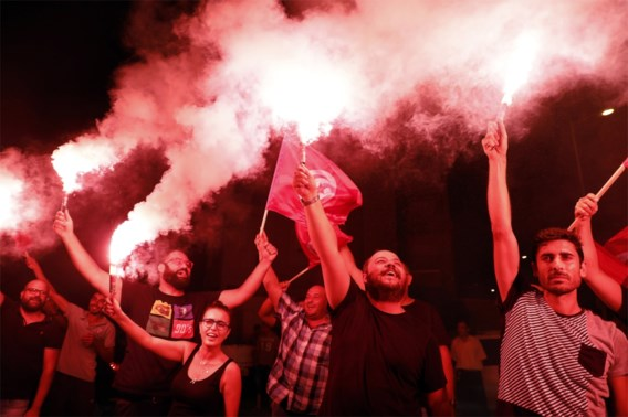 Exitpoll voorspelt grote verrassing na eerste ronde presidentsverkiezingen in Tunesië