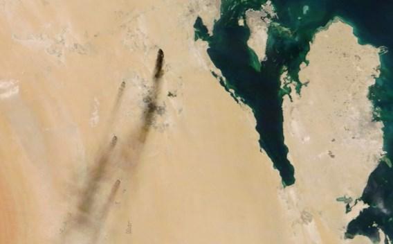 Hoogste stijging ooit van olieprijs na droneaanval op Saudische installaties