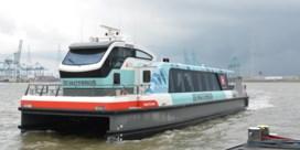 Toekomst Antwerpse Waterbus onzeker