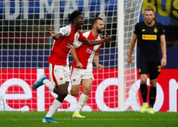 Inter en onzichtbare Lukaku laten meteen dure punten liggen in Champions League