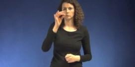 Joodse vereniging boos om 'racistisch' teken in woordenboek Vlaamse gebarentaal