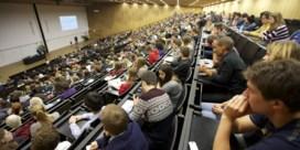 'Laatste jaren geen verengelsing aan Vlaamse universiteiten'