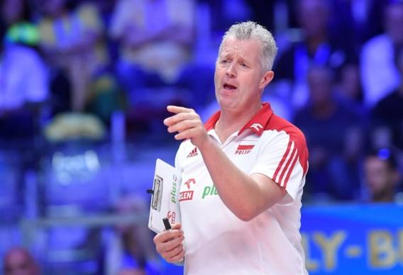 Polen van Vital Heynen blijft ongeslagen op EK volleybal