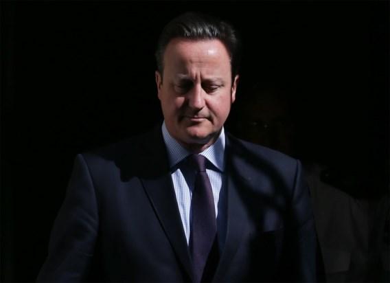 David Cameron blijft brexit-referendum verdedigen