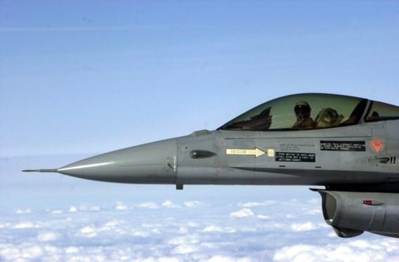 Belgische F-16's onderscheppen vier Russische vliegtuigen bij Baltische zee