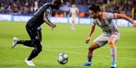 Brugge laat overwinning liggen tegen Galatasaray