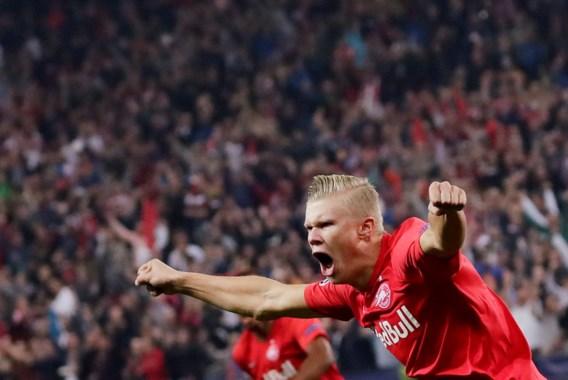 Genk begint met afgang aan de Champions League: Salzburg haalt genadeloos uit, hattrick van 19-jarig toptalent