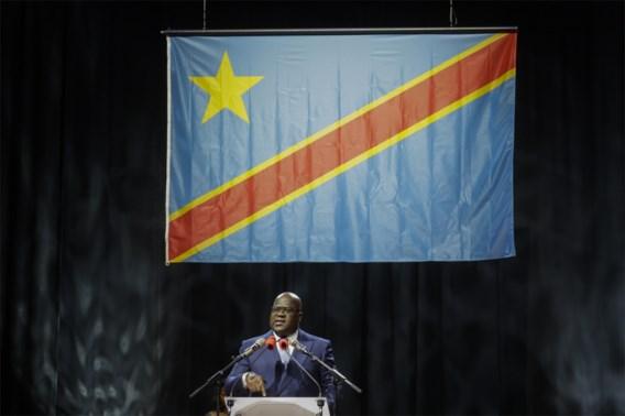 Tshisekedi spreekt Congolese Belgen toe: 'We hebben jullie nodig'