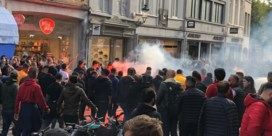 27 Galatasaray-supporters opgepakt in Brugge, knuppels in beslag genomen