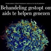 Aidspatiënten zetten behandeling stop om geneesmiddel te helpen vinden