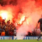 Turkse voetbalfans palmen Brugge in: al 27 mannen met knuppels opgepakt, sfeer is grimmig