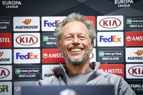 """Standard-trainer Michel Preud'homme: """"Vitoria is een heel complete ploeg"""""""