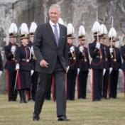 Koning Filip woont herdenking bevrijding in fort van Breendonk bij